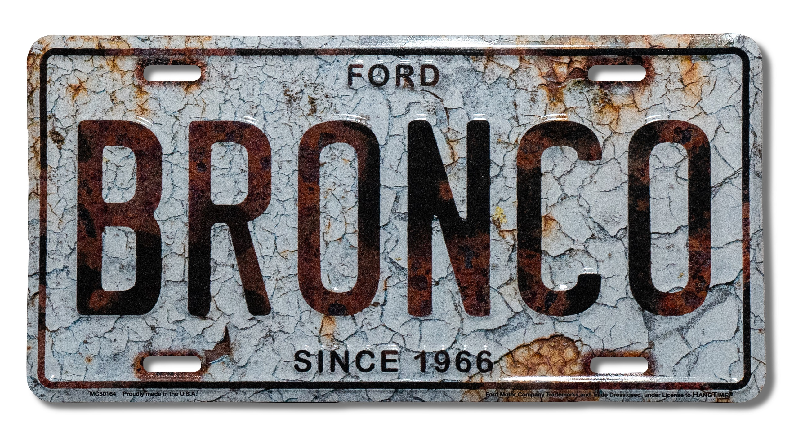 Ford Licensed Signs & Decor