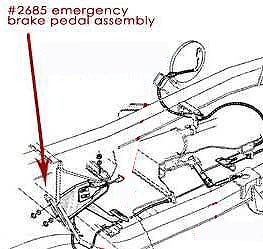 emergency brake diagram forums. Black Bedroom Furniture Sets. Home Design Ideas