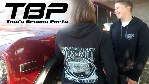 TBP Rock & Roll 2018 Hooded T-Shirt