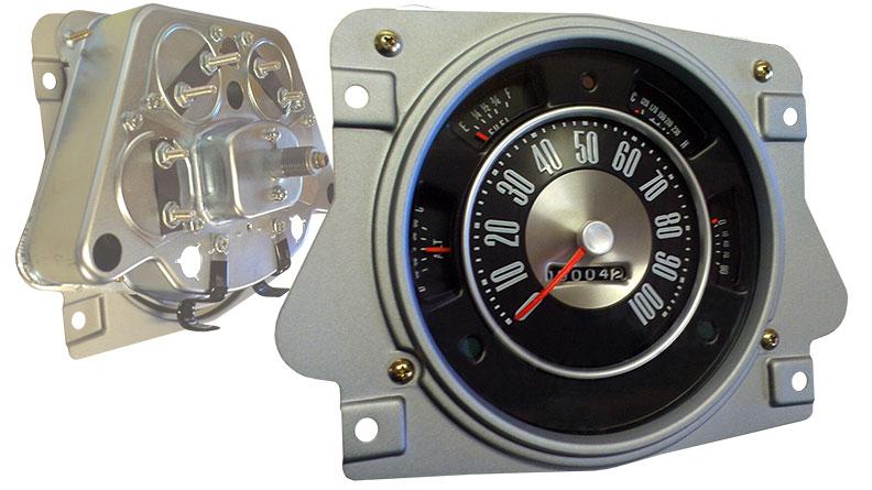 Speedometer Gauge Cluster, NEW
