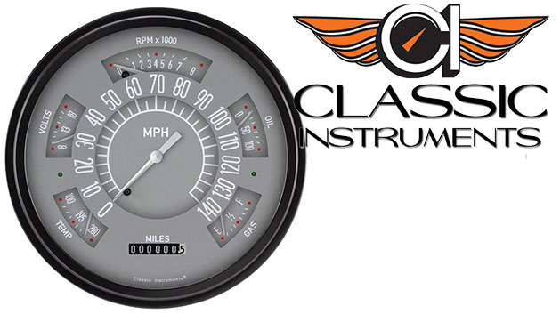 Digital Gauge Clusters - Toms Bronco Parts