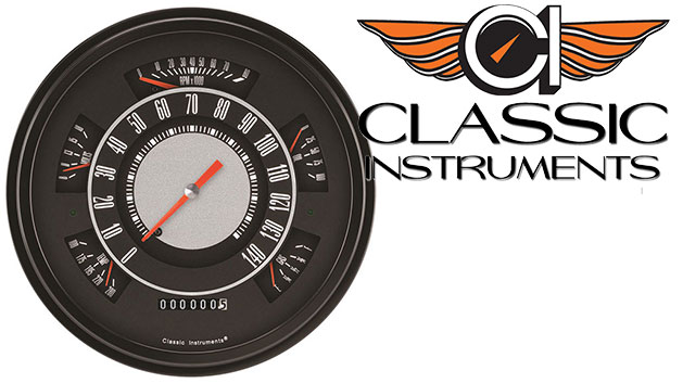 CLASSIC INSTRUMENTS Electronic Gauge Cluster - OE Style Face