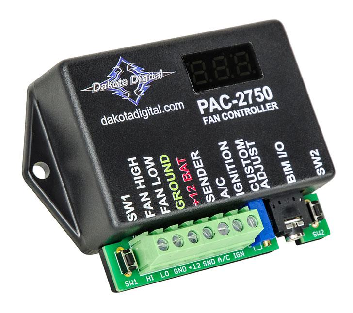 Electric Fan Controller Expansion Pack for Dakota Digital Clusters