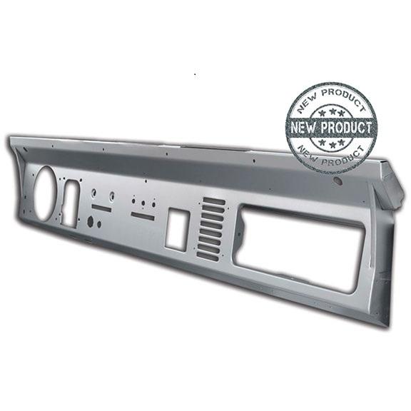 Steel Dash Panel, New, 74-77  Style