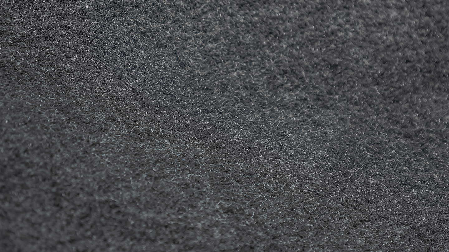 STANDARD Gray Half Cab Carpet Kit