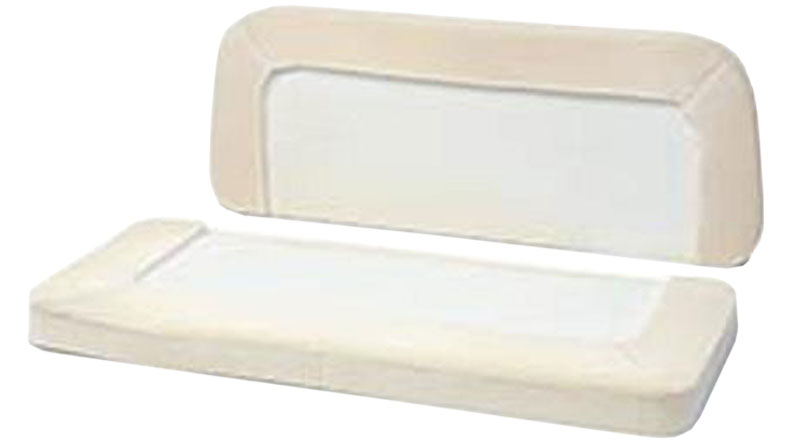 Rear Bench Seat Foam, 66-77 Ford Bronco