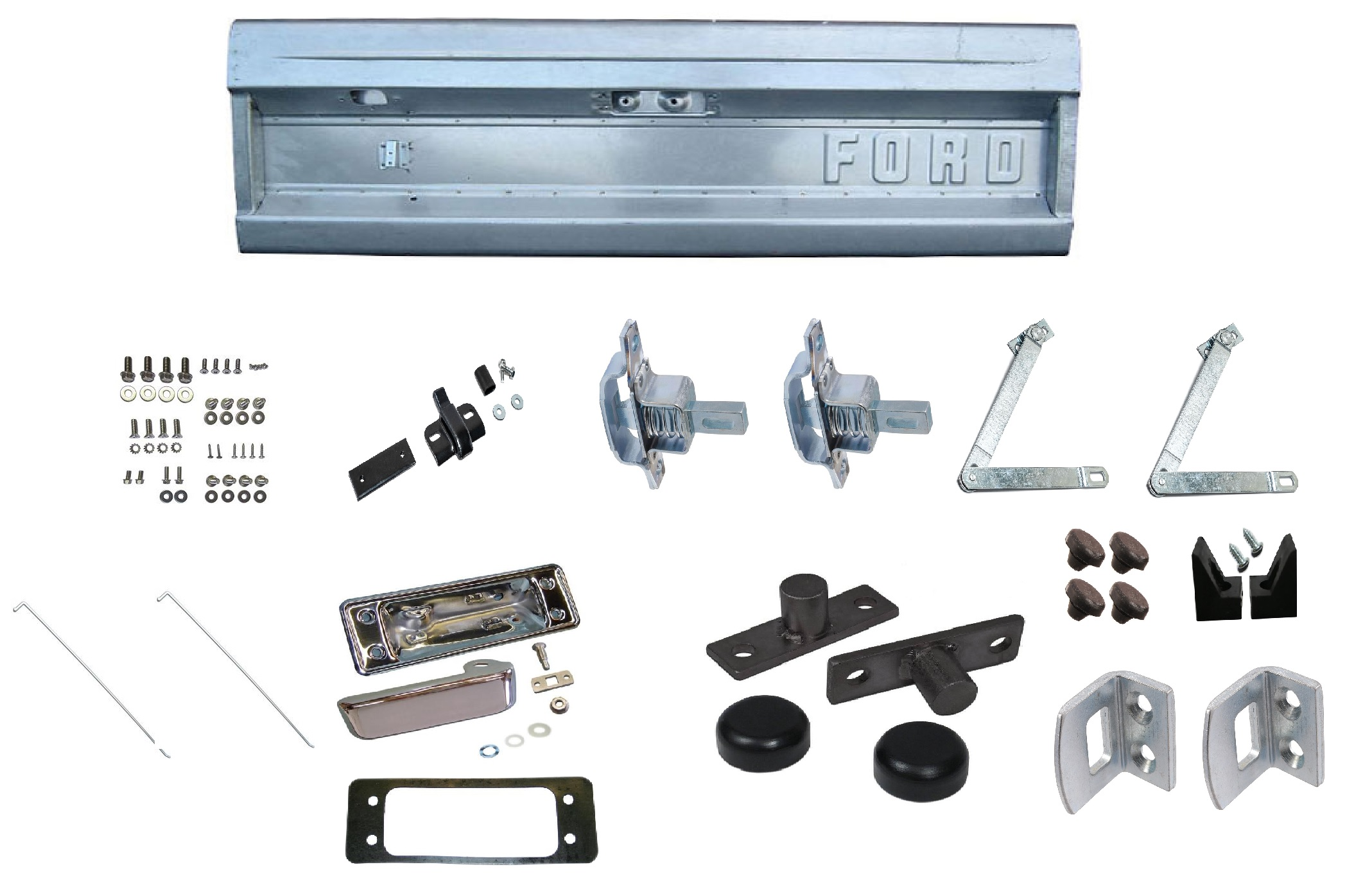 Image for product tailgate-kit
