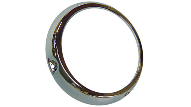 Headlight Ring - Chrome, Bezel, 1966-1970 Ford Bronco