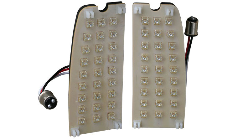 LED Tail Light Conversion - Board Style