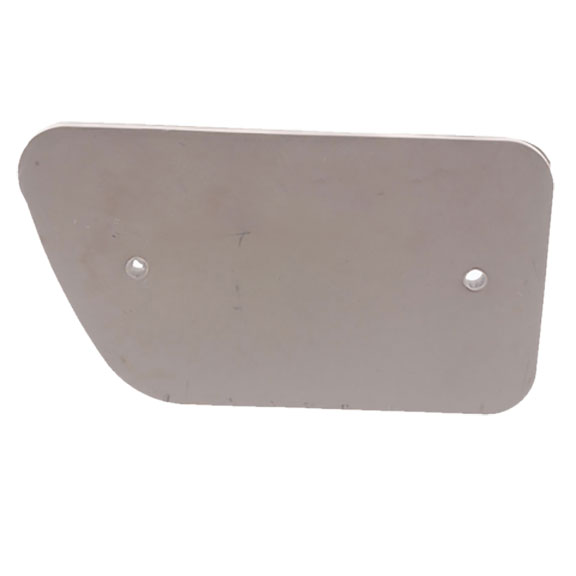 Driver Rear Side Reflector Pad, 68-69 Ford Bronco