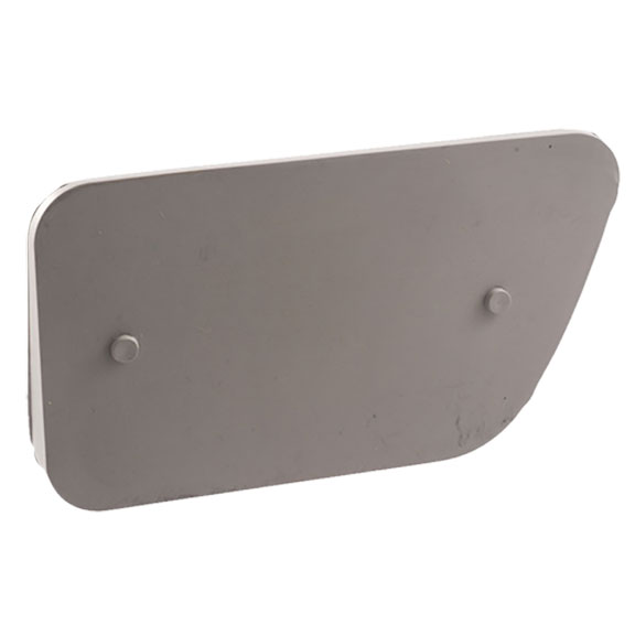 Passenger Rear Side Reflector Pad, 68-69 Ford Bronco