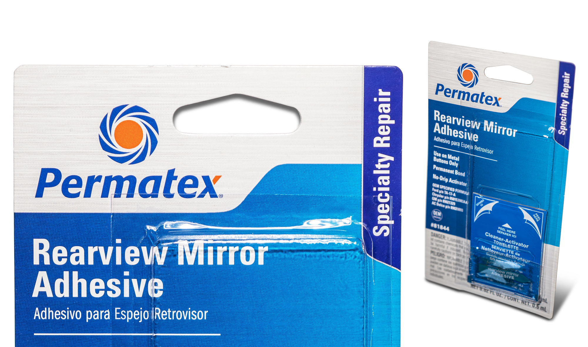 Rear View Mirror Glue Kit