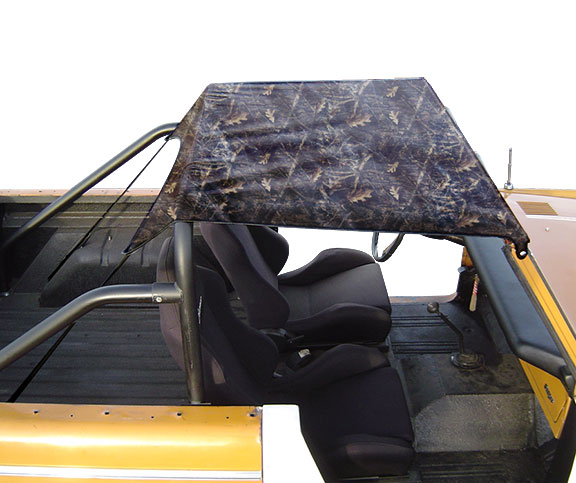 Rollbar Top Skin - Camoflauge, TBP Replacement, Skin Only