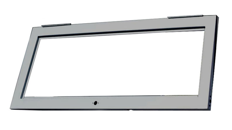 Liftgate w/Hinges, Steel, 70-77 Ford Bronco, New