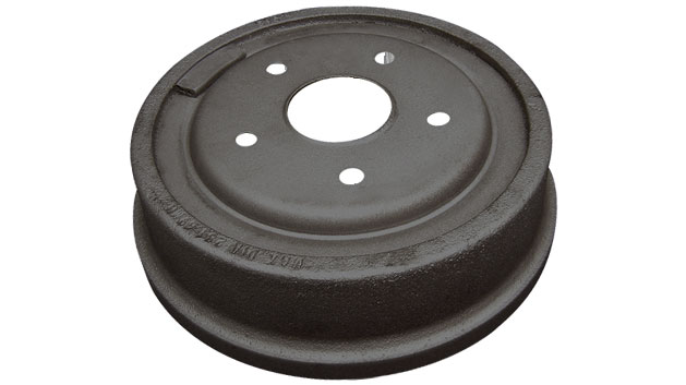 Rear Brake Drum, 11 x 2.25, 76-77 Ford Bronco