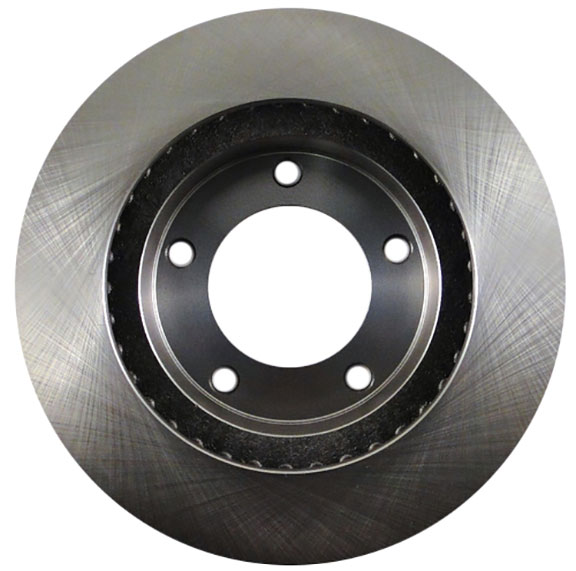 Disc Brake Rotor Only, 1976-77 Ford Bronco