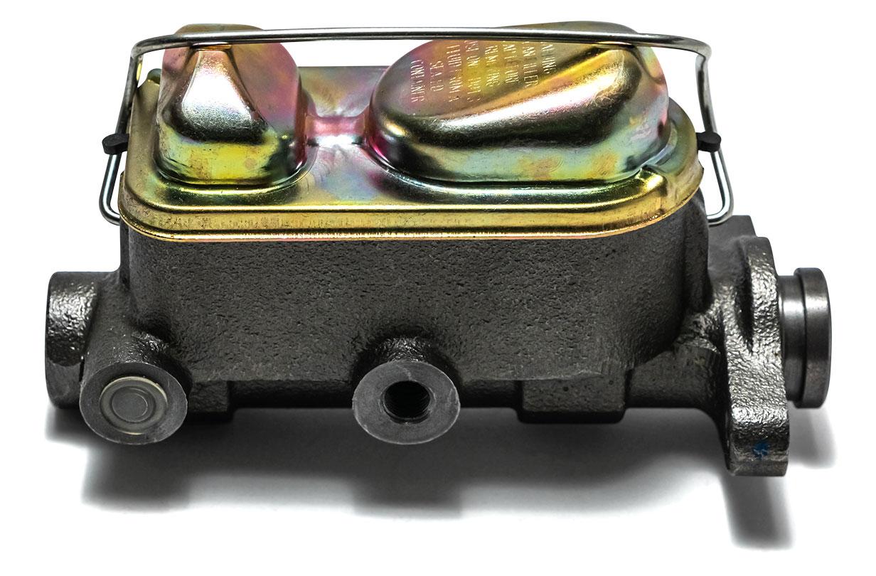 "Drum Brake Hardware Kit - Rear, 11"", 66-75 Ford Bronco (Does Both Sides)"