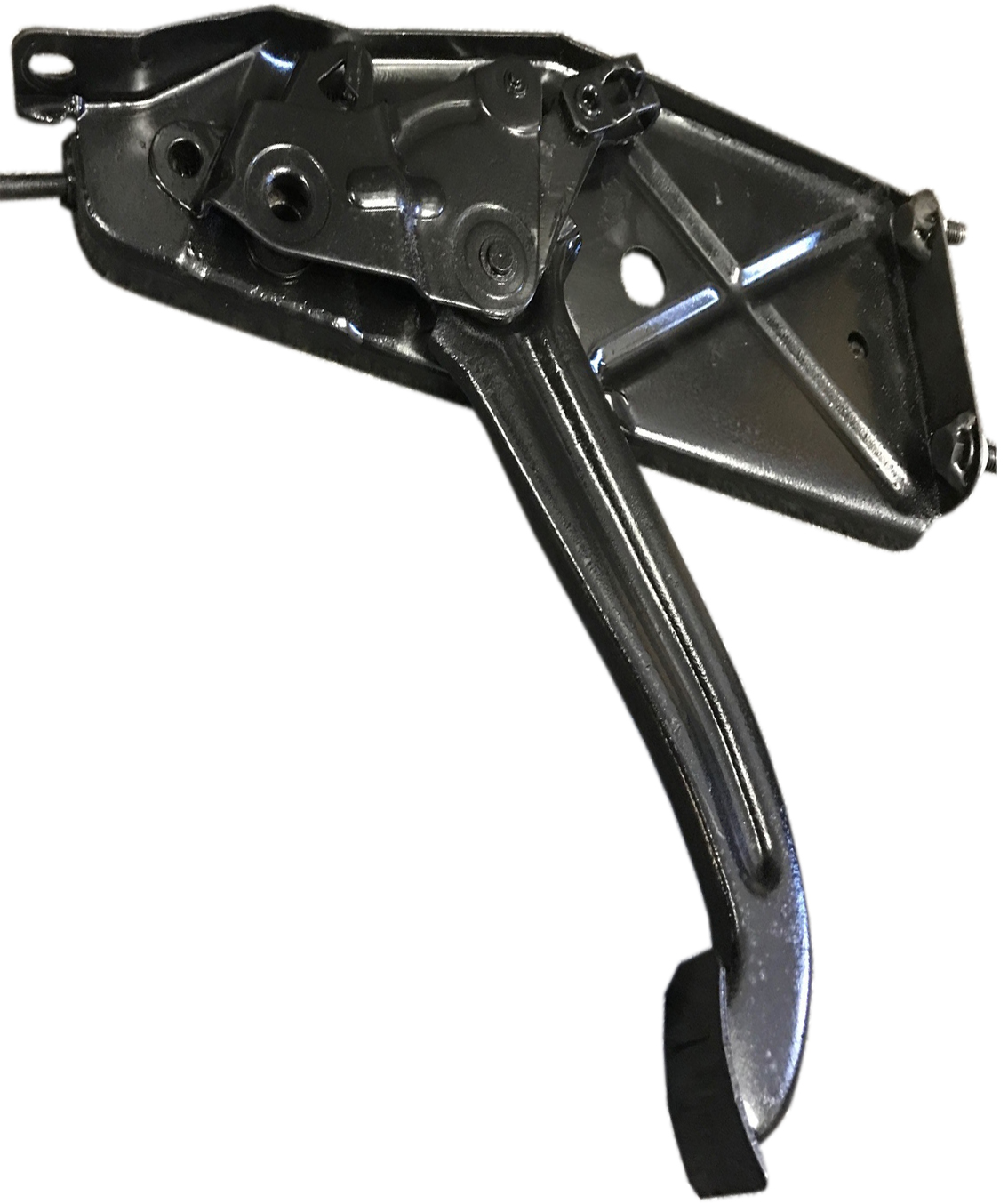 Emergency Brake Pedal, Used**