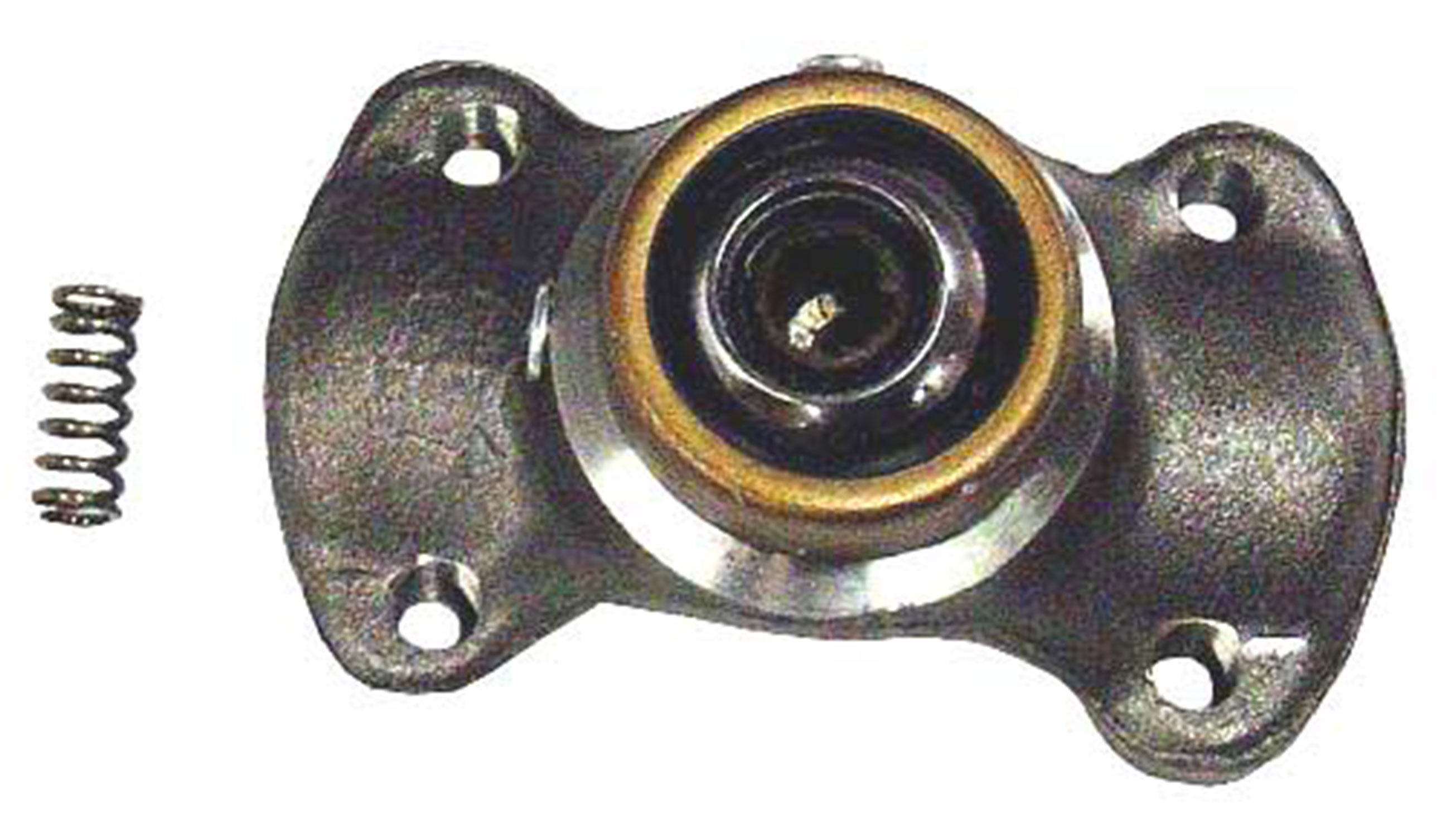 Driveline CV Yoke - Front or Rear Drive Shaft