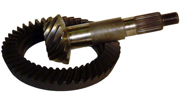 Dana 30 Front Ring & Pinion - Select Ratio, 66-71 Ford Bronco