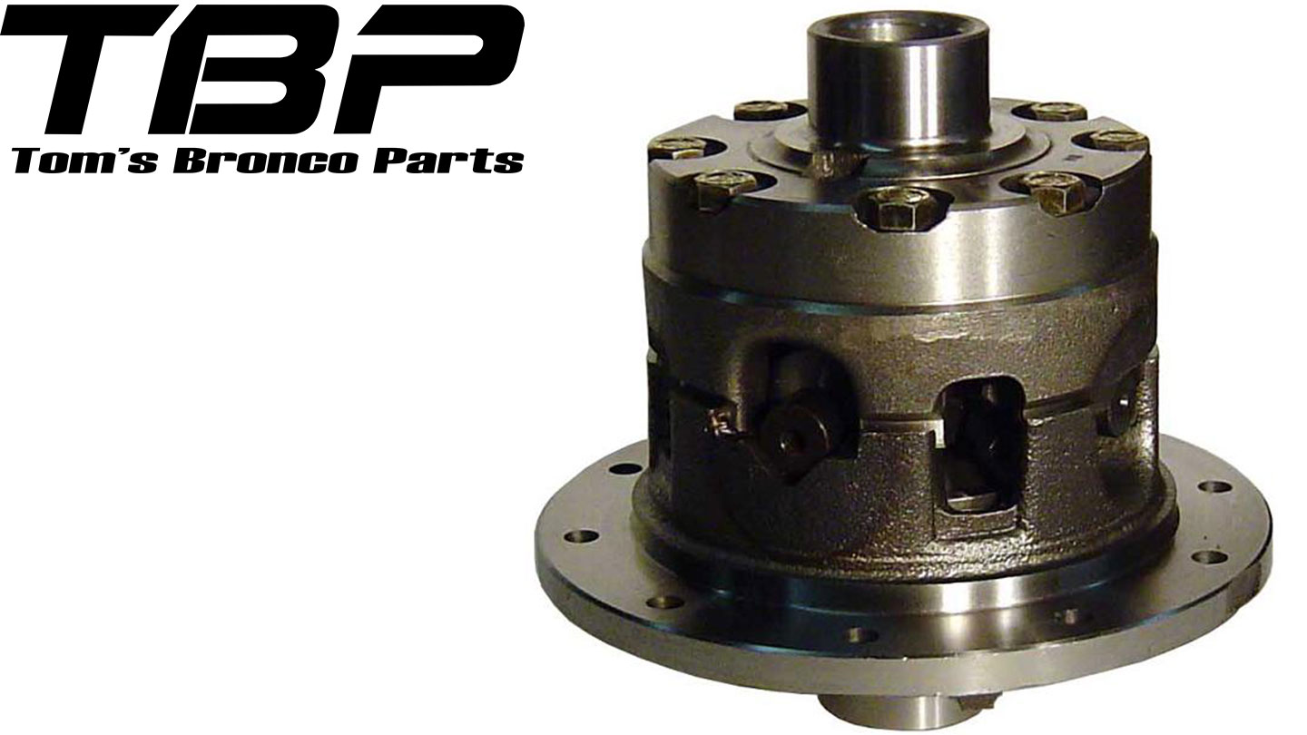 Power Lock - Dana 44, 30 Spline, 4 Series, 72-79 Ford Bronco