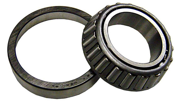 Wheel Bearing & Race - Front, Outer, 66-79 Ford Bronco, New