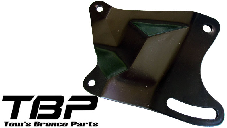 Power Steering Pump Tension Adjusting Bracket, 66-77 Ford Bronco, New