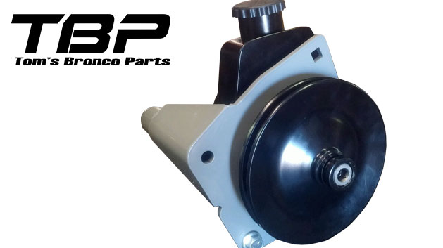 Saginaw Power Steering Pump Kit - 351 Windsor