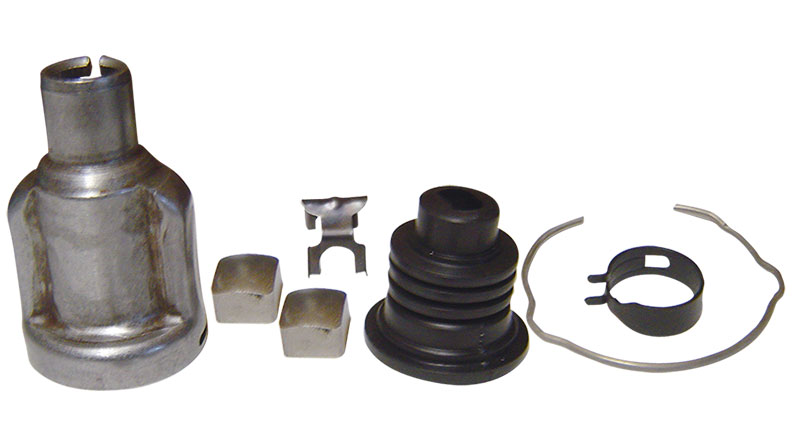 Manual Steering Bell Assembly
