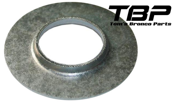 Horn Button Cushion Retainer Plate for 66-73 Ford Bronco