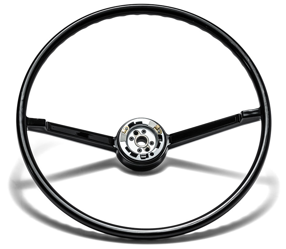 Steering Wheel - Factory Style, 66-73 Ford Bronco