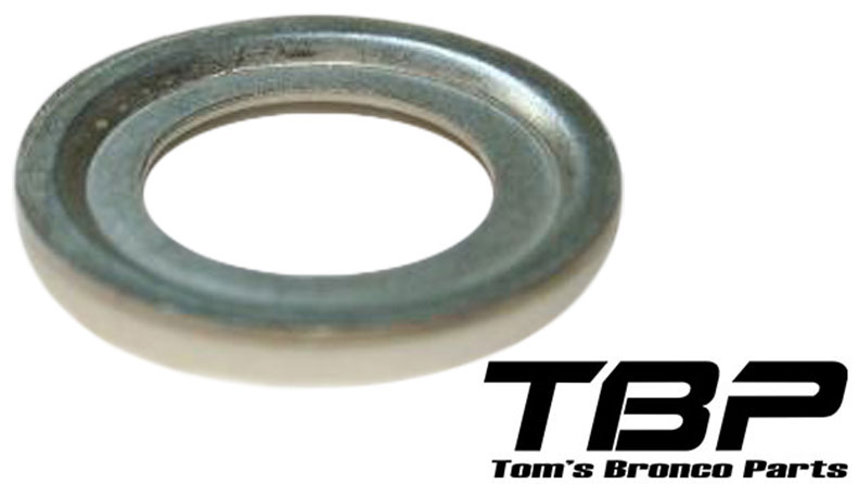 Column Bearing Retainer Plastic/Felt Washer, 66-72 Ford Bronco