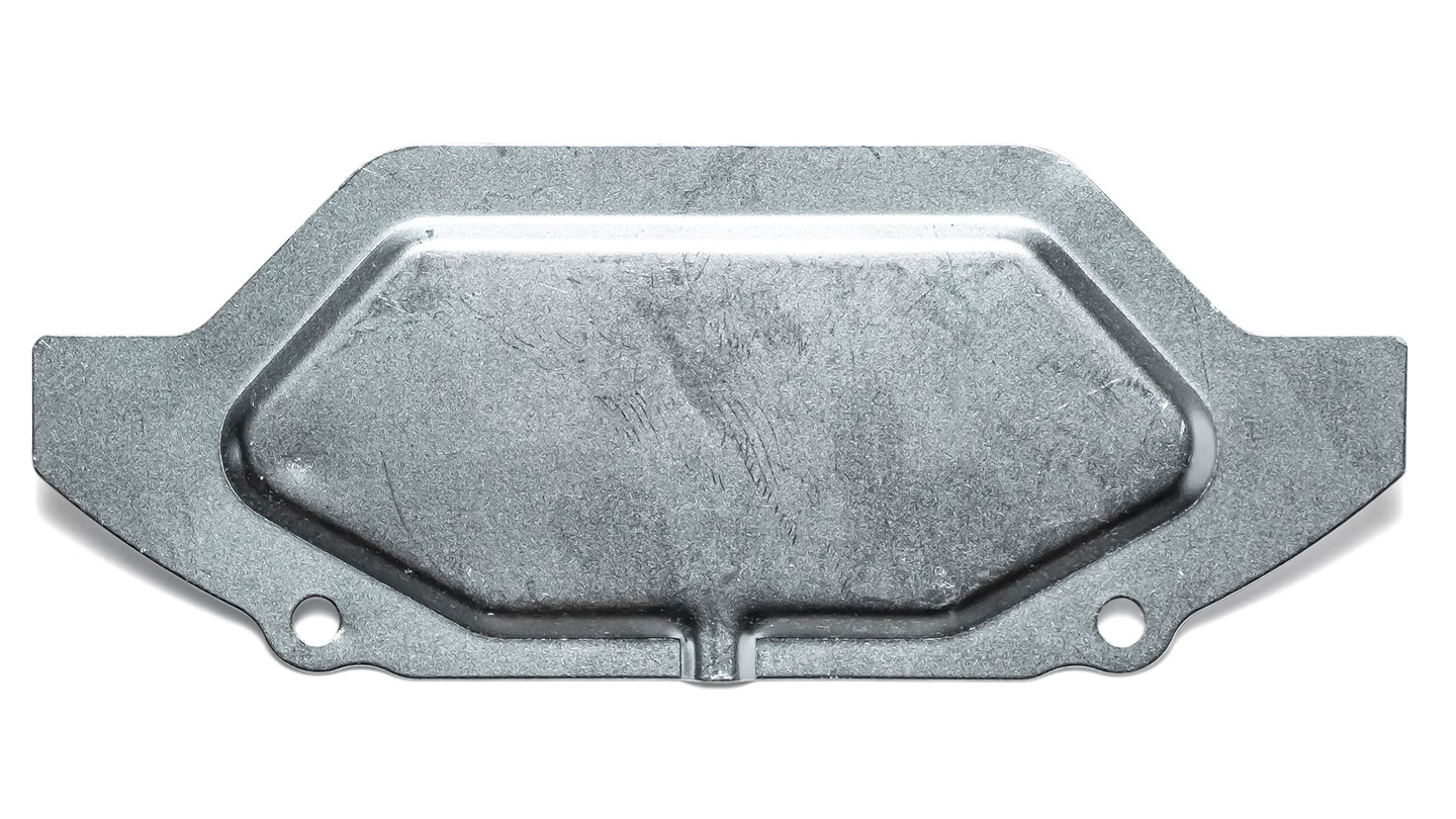 C4 Automatic Transmission Inspection Plate Cover