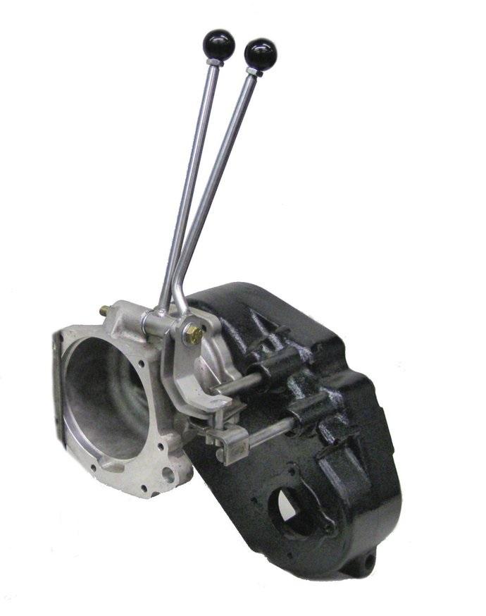 Twin Stick Shifter - Dana 20 J-Style T-Case w/ AOD/AODE/4R70W Transmission