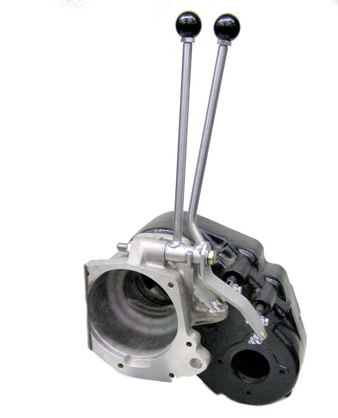 Twin Stick Shifter - Dana 20 T-Style with AOD/AODE/4R70W