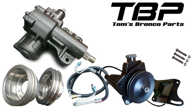 Close Ratio Power Steering Conversion for Tilt Column Kit