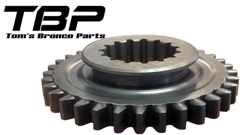 66 77 Ford Bronco Parts Amp Accessories Toms Bronco Parts
