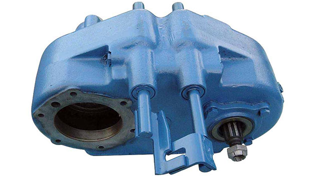 Transfer Case - J-Shift, 2.34:1 Ratio, 73-77 Ford Bronco, Rebuilt