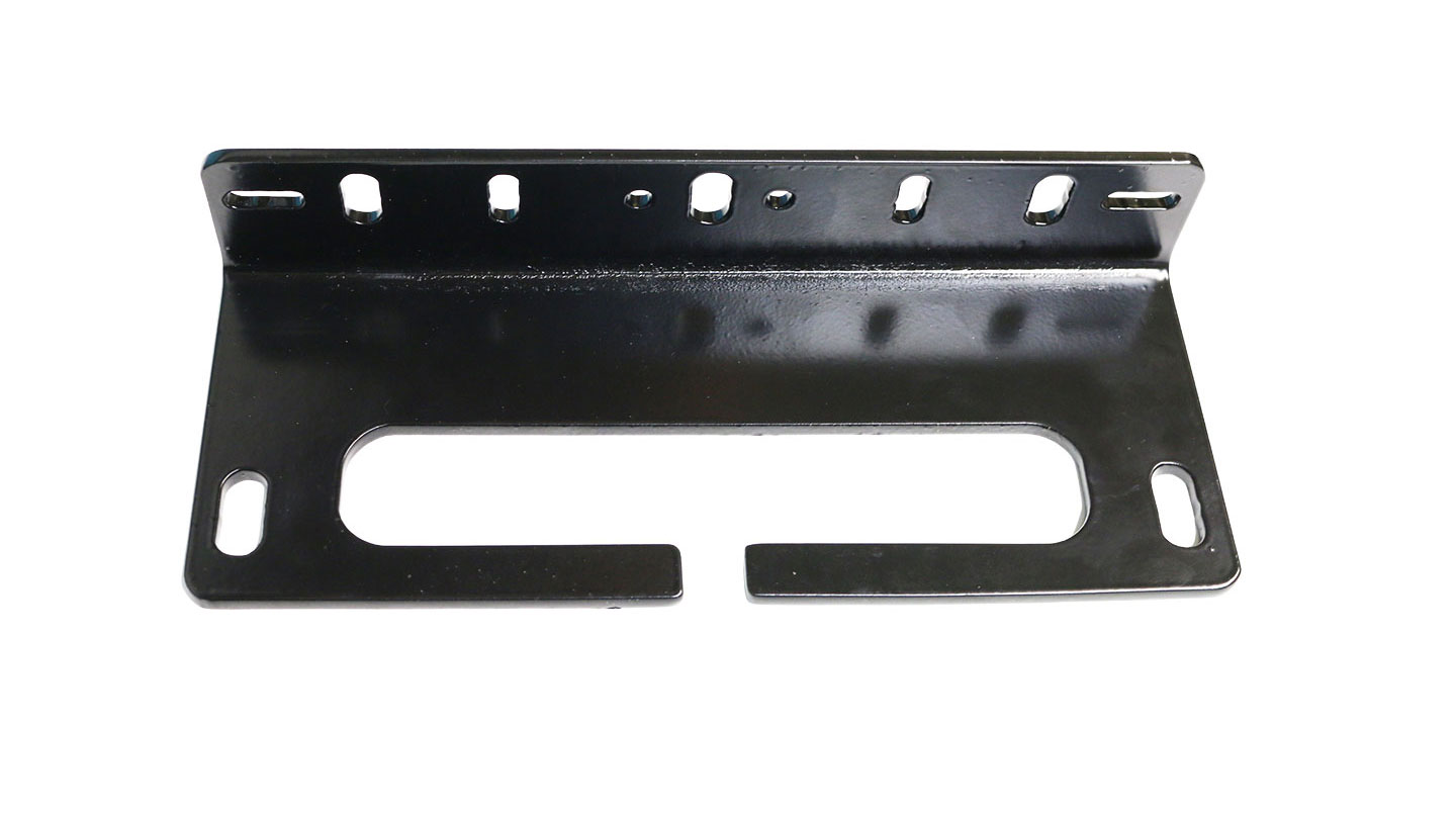 Winch Fairlead Light Bar Mount