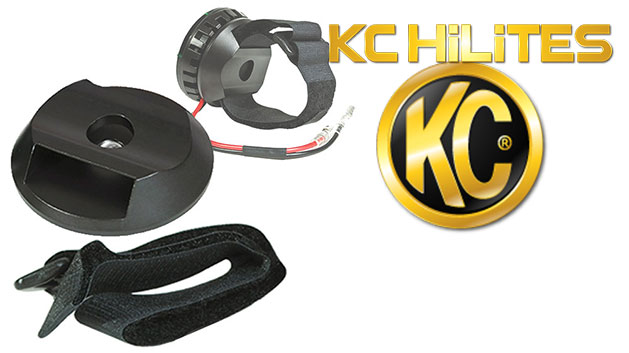 Cyclone LED Light Tube Mount Kit by KC HiLites