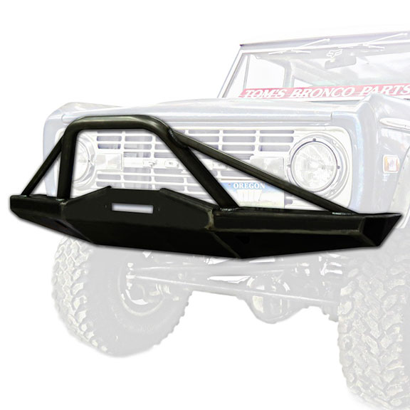 Front Impact Series Bumper w/ Winch Mount & Pre-Runner