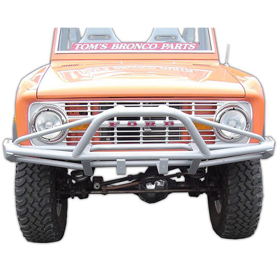 Front Pre Runner Winch Bumper w/Low Winch Mounting Position