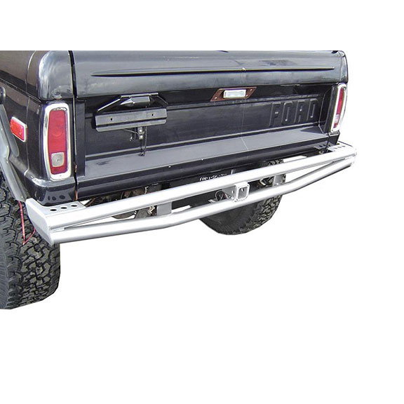 Bumper -Pre Runner Rear w/ Receiver & Side Guards