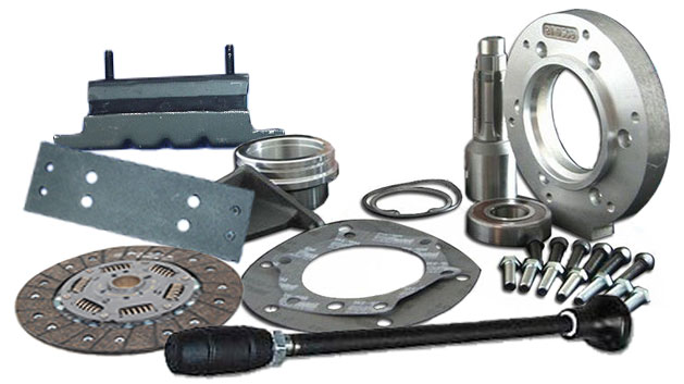 NV4500 to Dana 20 Transfer Case Adapter Kit