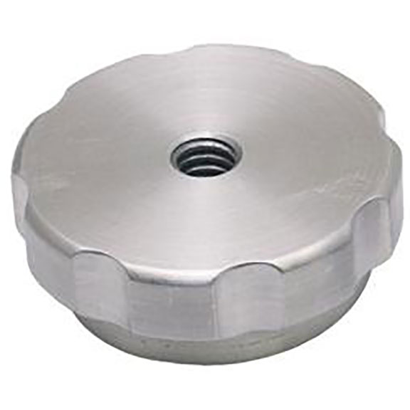 BILLET Air Cleaner Wing Nut, 66-79 Ford Bronco