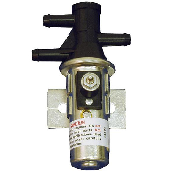 Electric Fuel Tank Selector Valve