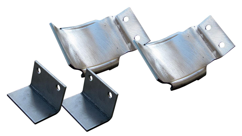 Stock Main Rear Fuel Tank Brackets, Set of Four