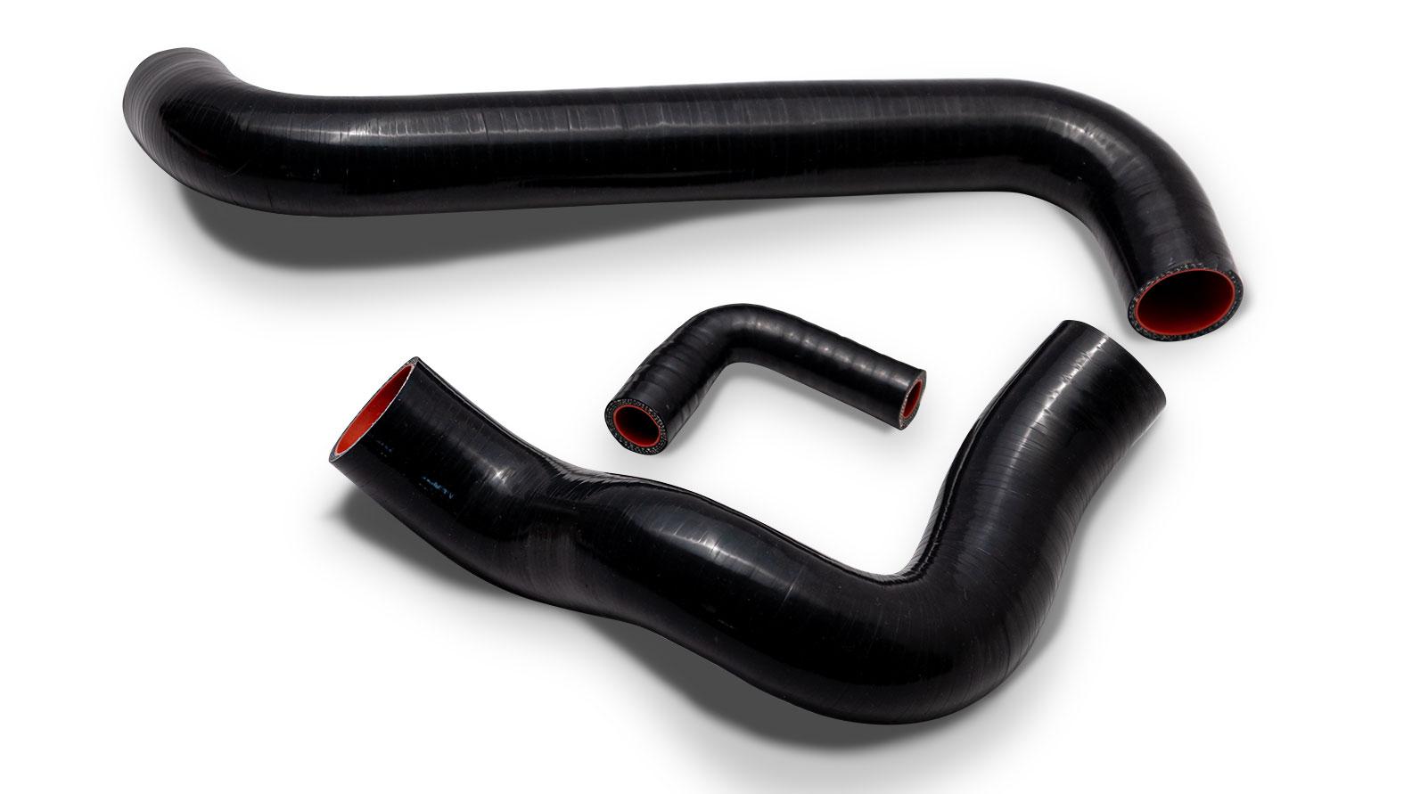 Silicone Radiator Hose Kit (Upper, Lower & Bypass Hoses), V8