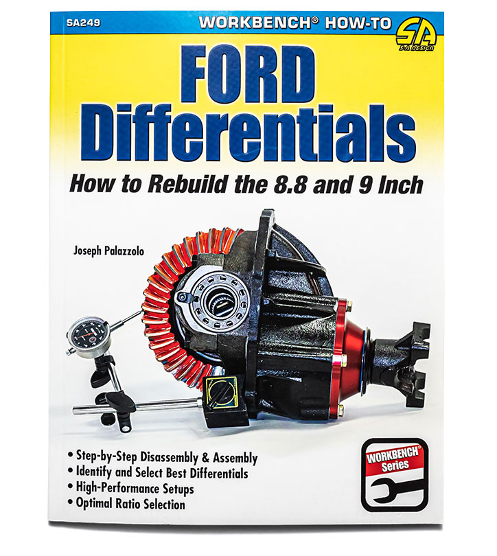 Ford Differentials - How to Rebuild the 8.8 and 9 Inch
