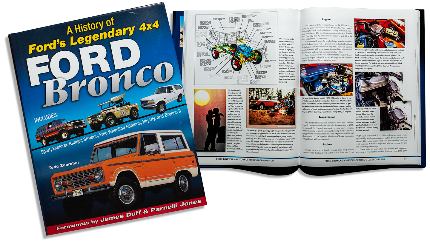 Ford Bronco - A History of Ford's Legendary 4x4